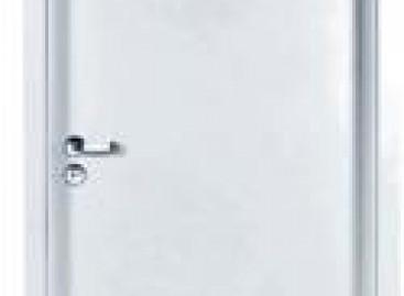 Porta de PVC para ambientes internos