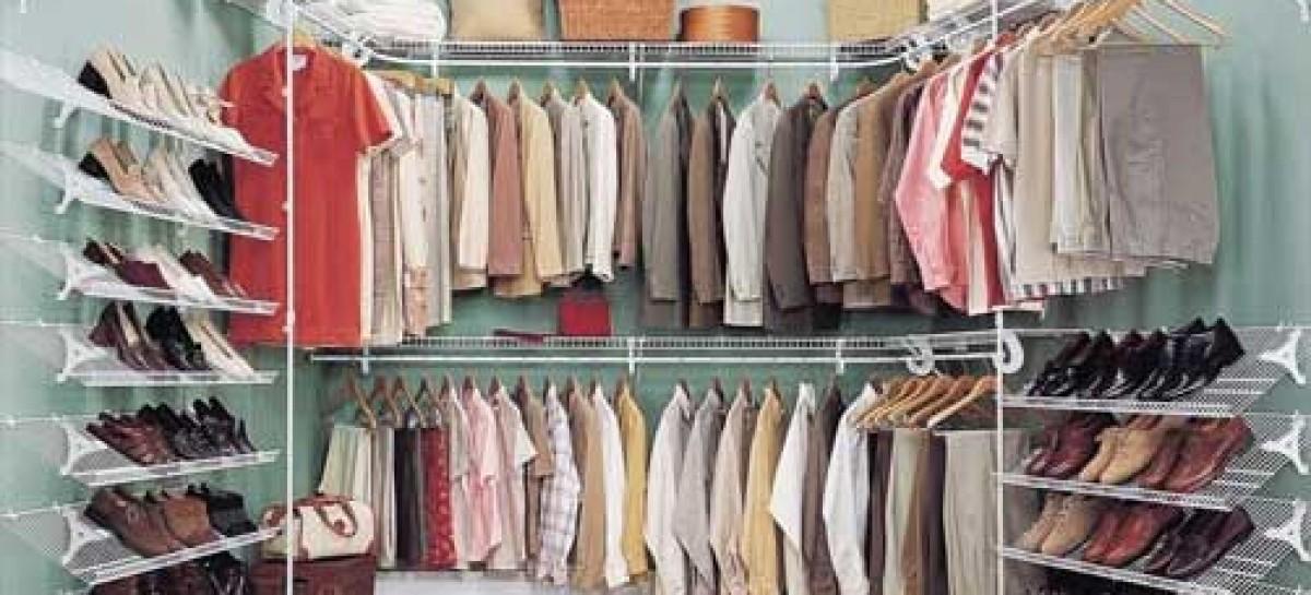 Closet prático