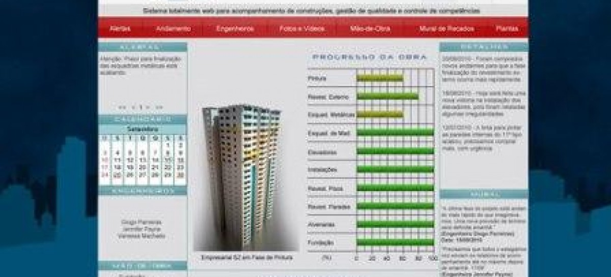 Softwares em versão 3D para a construção civil