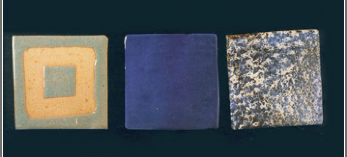 Azulejos artesanais