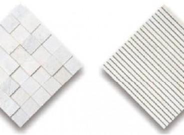 Mosaicos de quartzitos