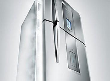 Refrigerador interativo