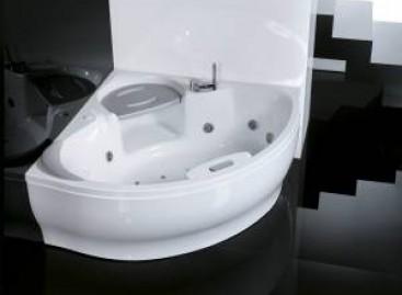 Banheiras de fácil instalação