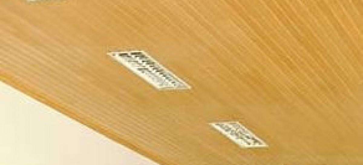 Forro de madeira