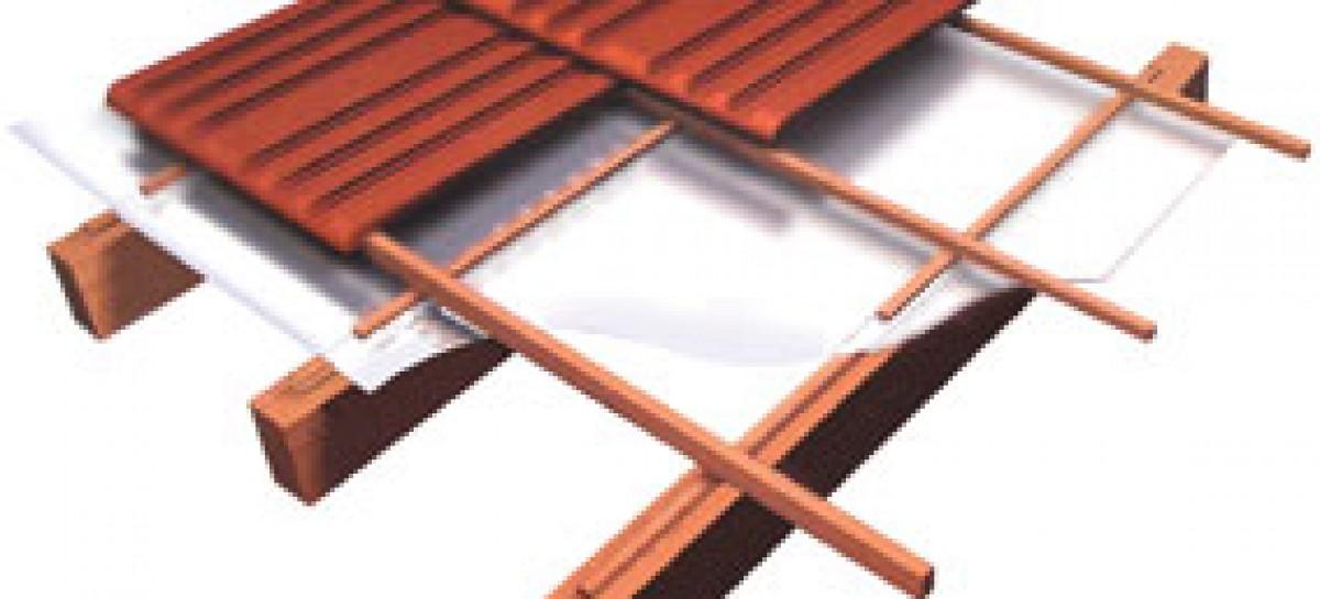 Isolamento térmico de alumínio