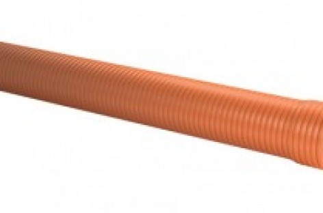 Tubos corrugados de PVC