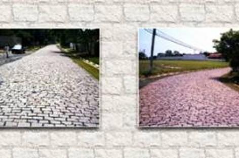 Pavimentação ecológica