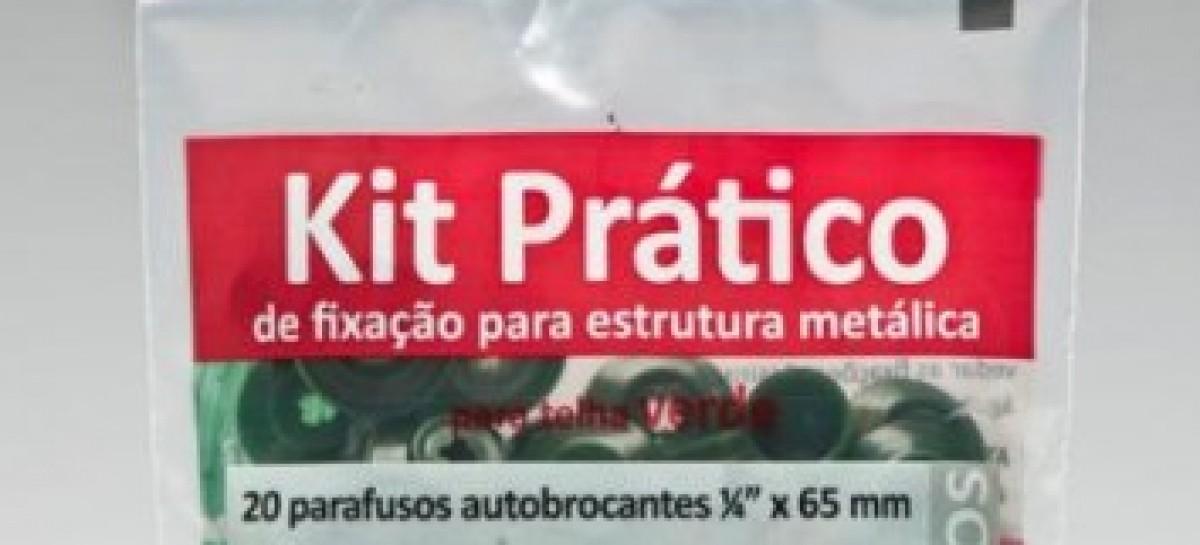 Kit de Fixação para telhados