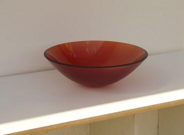Cubas de vidro: mais leveza e design