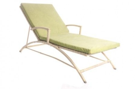 Chaise de fibra