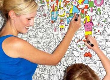 Papel de parede personalizável