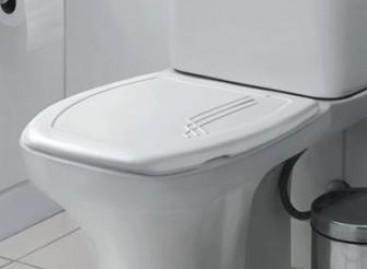 Assento sanitário higiênico