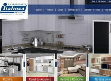 Site facilita a compra de planejados