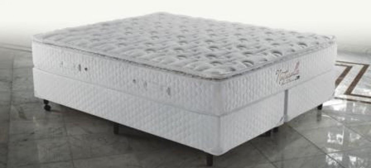 Colchões e travesseiros com fibras naturais
