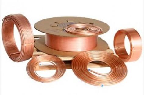 Faturamento do cobre cresce 10%