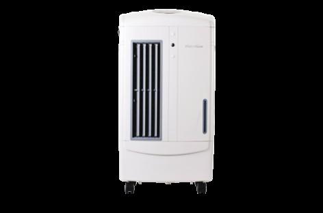 Climatizador com quatro funções