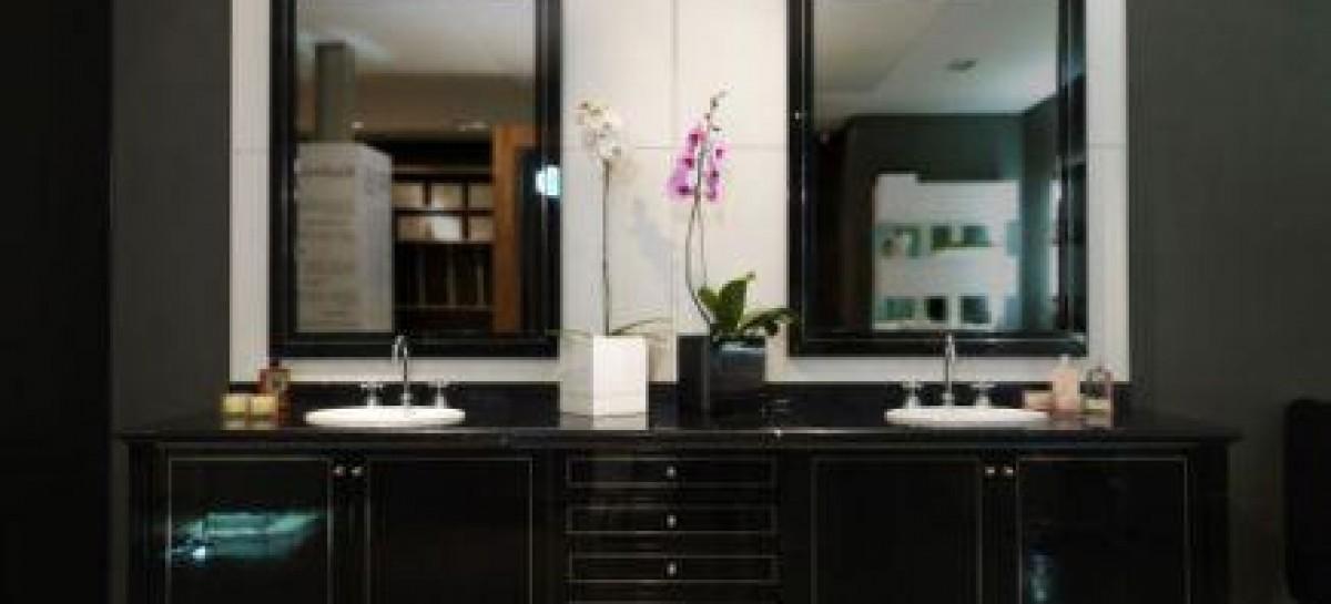 Sala de banho requintada