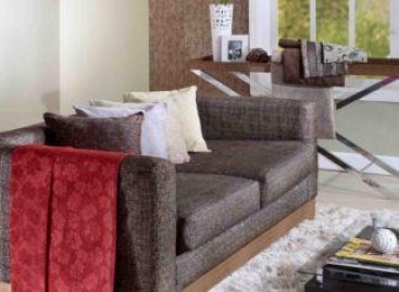 Tecidos para móveis e cortinas