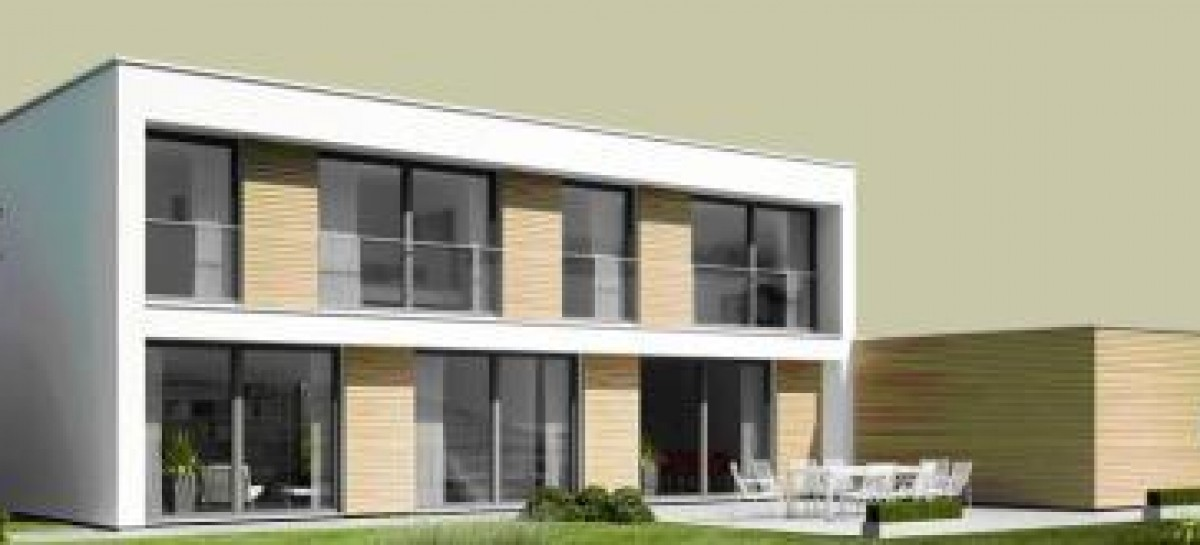 Casa de Wood Frame