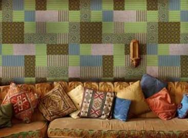 Patchwork de azulejos