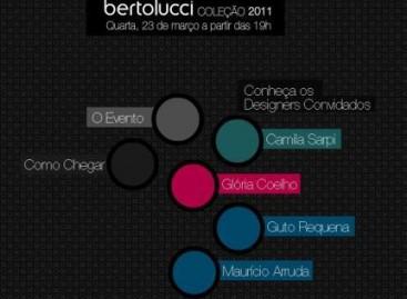 Coleção Bertolucci 2011