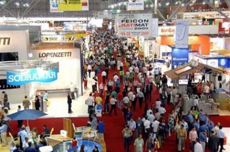 Crescimento nas vendas de materiais de construção