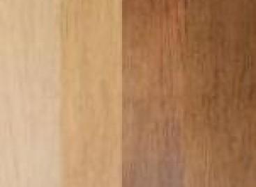 Como madeira de demolição