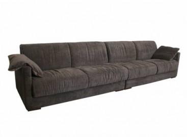 Sofá para amplos espaços