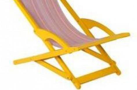 Cadeira para o descanso