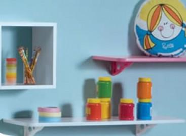 Soluções para quartos infantis