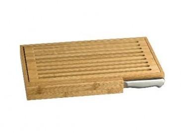Utensílios domésticos de bambu