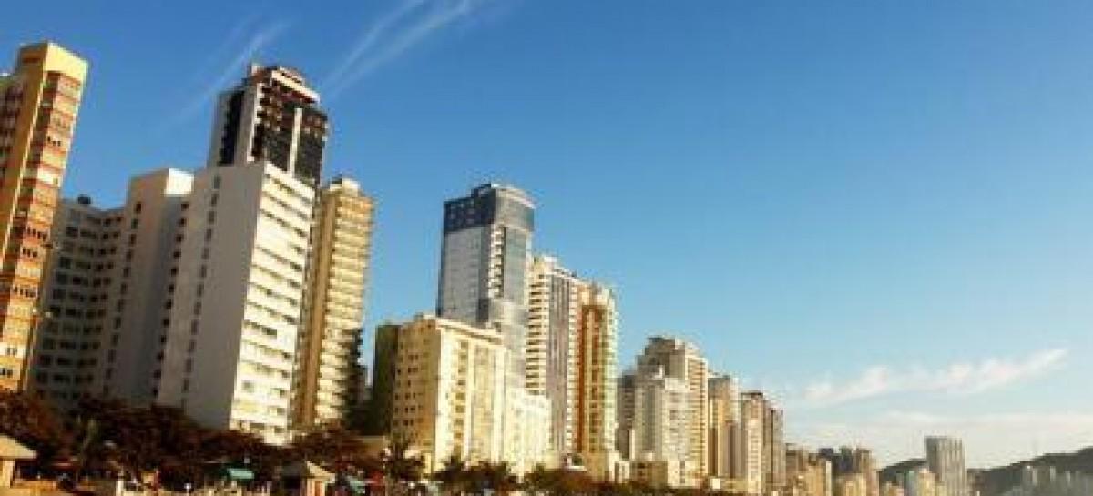 Mercado imobiliário em alta