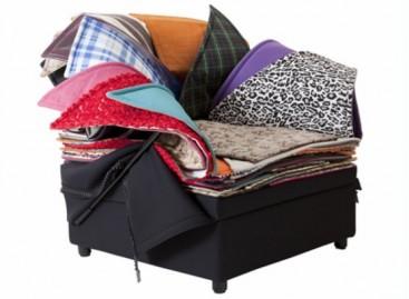 Design em móveis eco-friendly