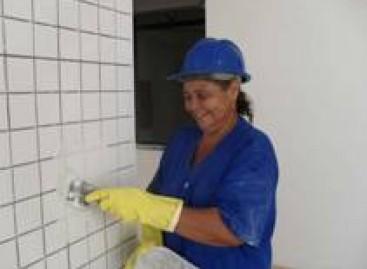 Mulheres na construção civil