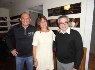Profissionais brasileiros rumo ao Salone Internazionale
