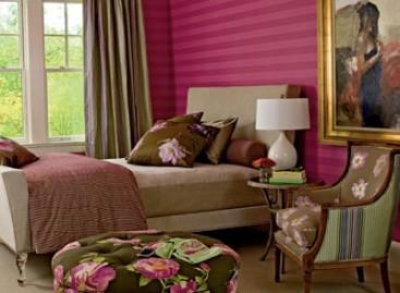 Honeysuckle: a cor da decoração em 2011