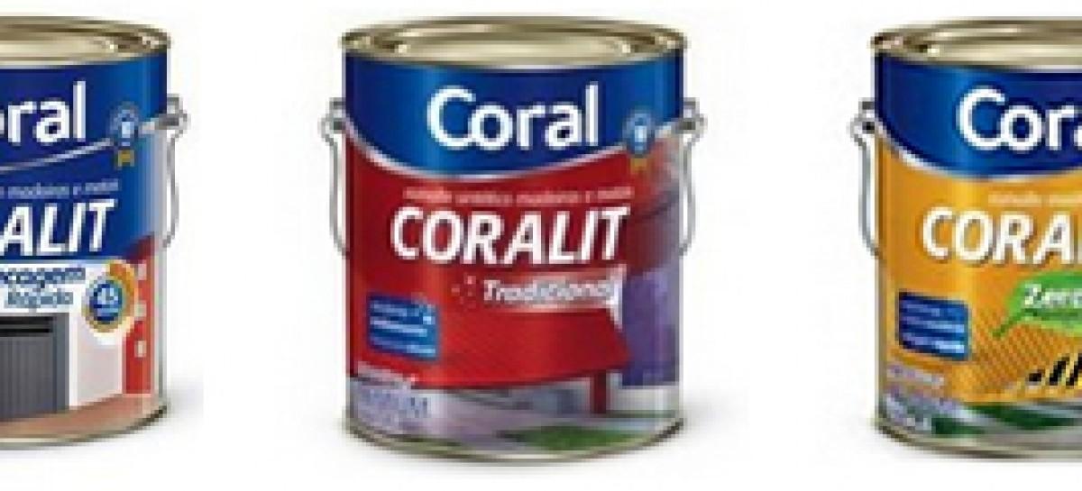 Novidades Coral Coralit