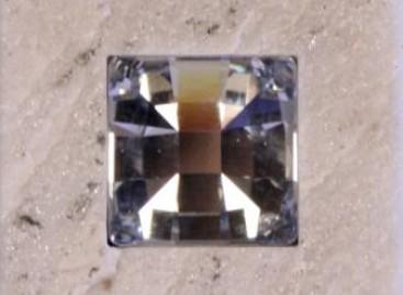Mármore com cristais Swarovski