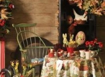 Exposição de mesas decoradas