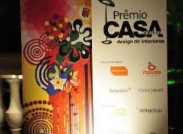 Prêmio Casa Claudia Design de Interiores