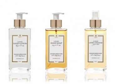 Perfumes para a casa