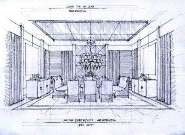 Casa Cor 2011 – Sala de Jantar