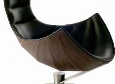 Nova vedete no mundo das cadeiras