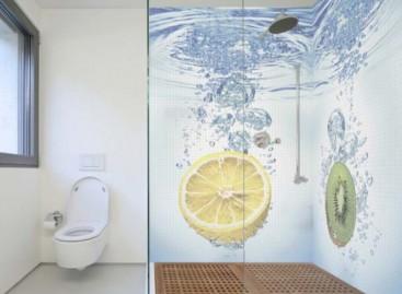 Estampas de frutas para decorar o banheiro, confira!