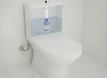Mais acessibilidade nos sanitários