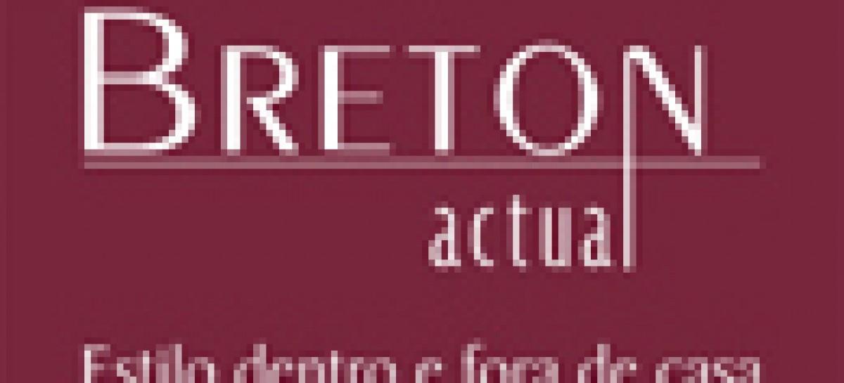 Breton Actual com descontos de até 80%