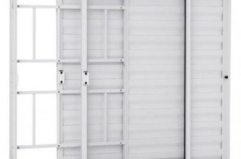 Portas e janelas de alumínio