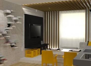 Casa Cor 2011 – Sala Íntima