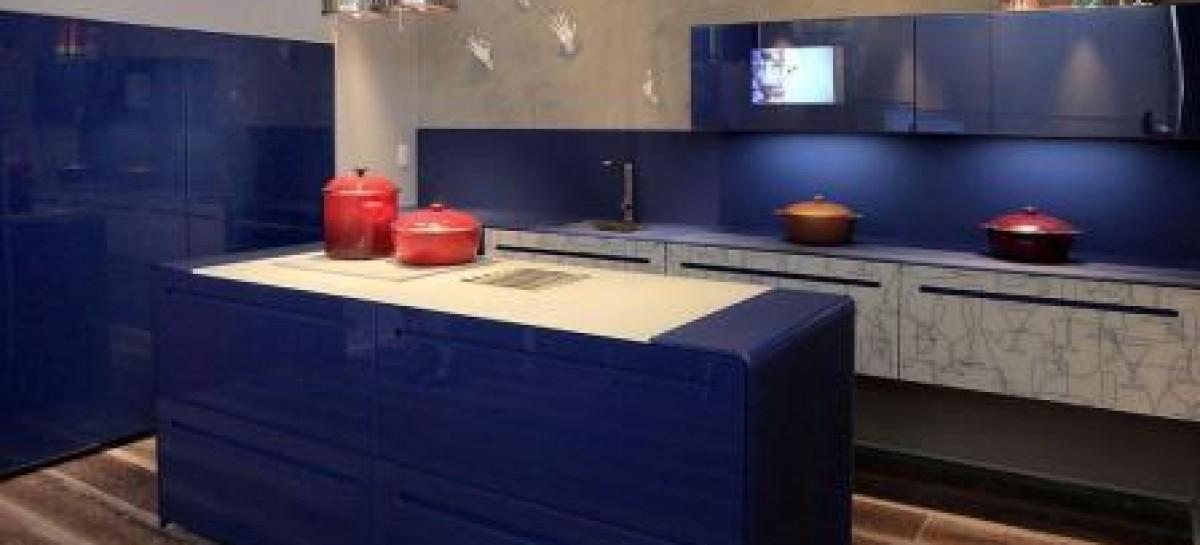 Cozinha mais colorida