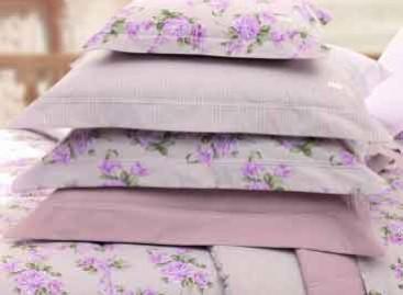 Turquia inspira estampas nos lençóis